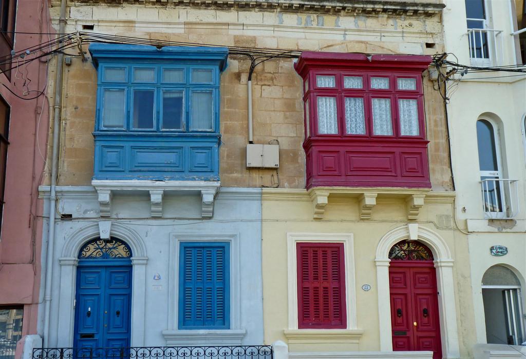 les balcons à malte