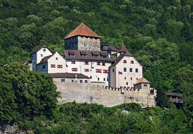 chateau vaduz