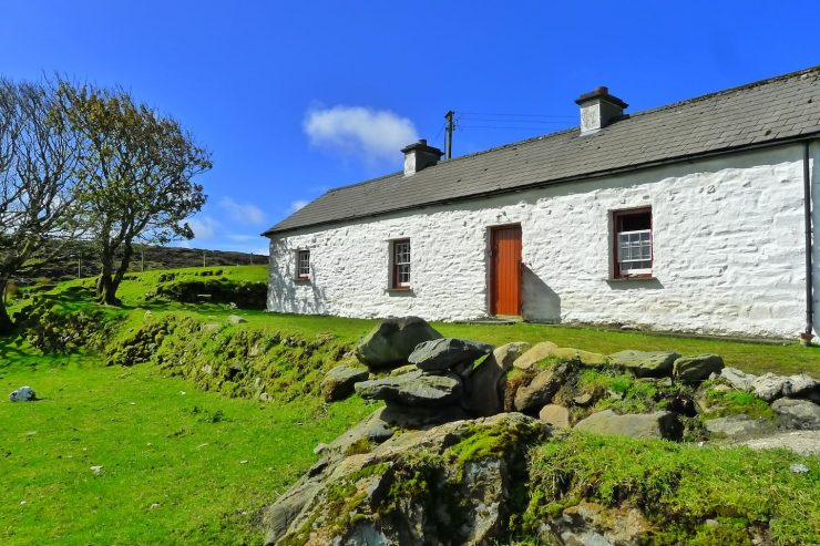 cottage traditionnel donegal