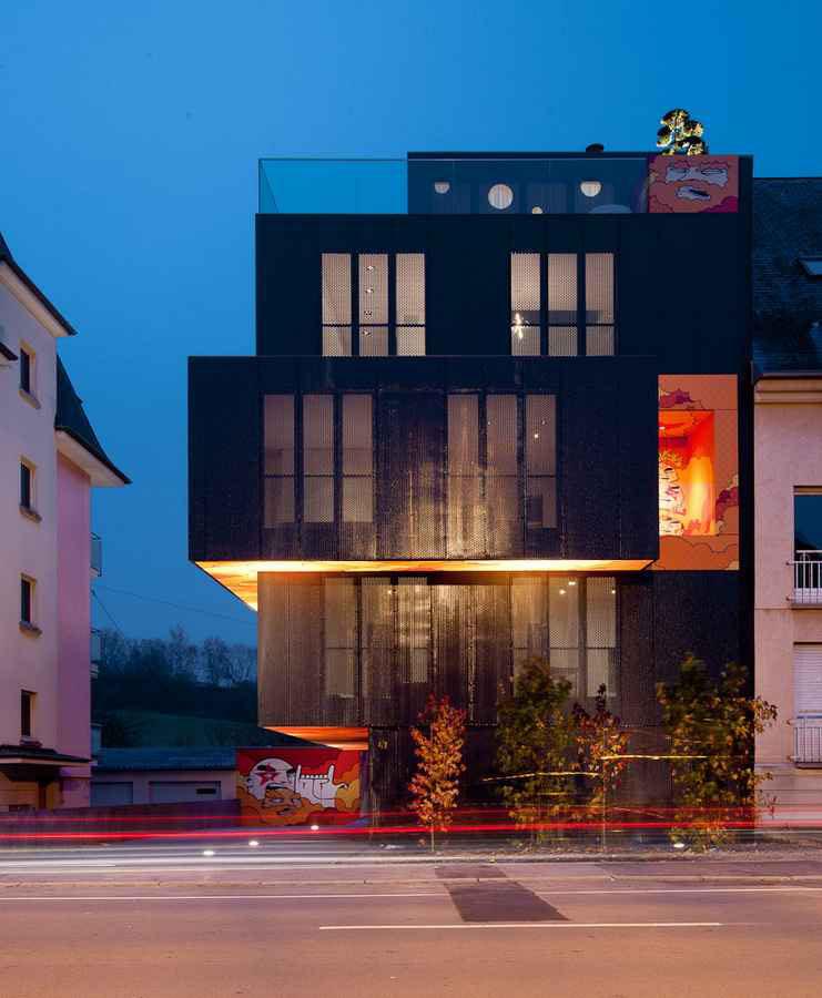 immeuble art luxembourg