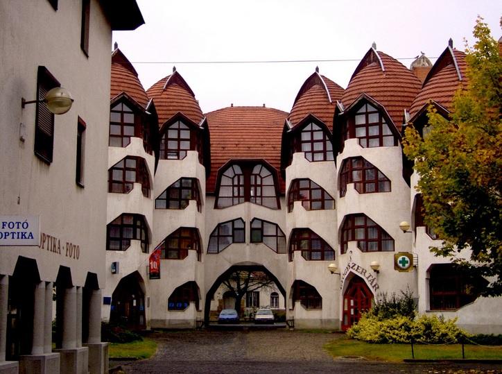 immeuble original Sarospatak
