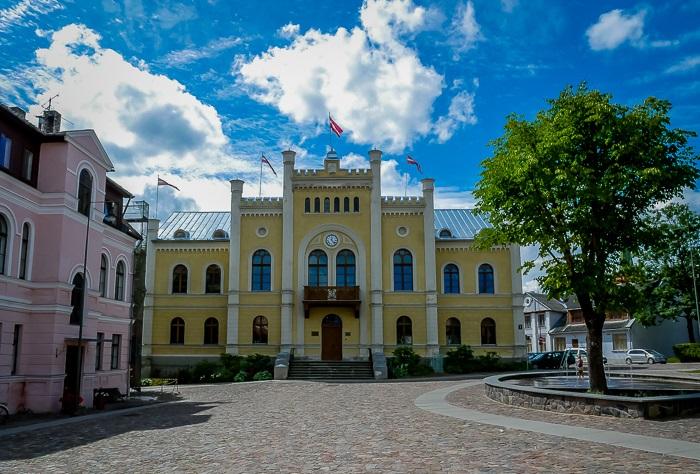 mairie kuldiga