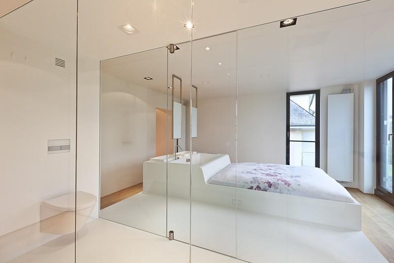 Cette chambre à coucher est étonnante