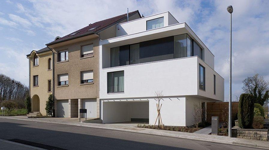 maison basse énergie luxembourg