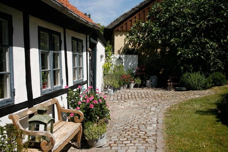 maison campagne Danemark