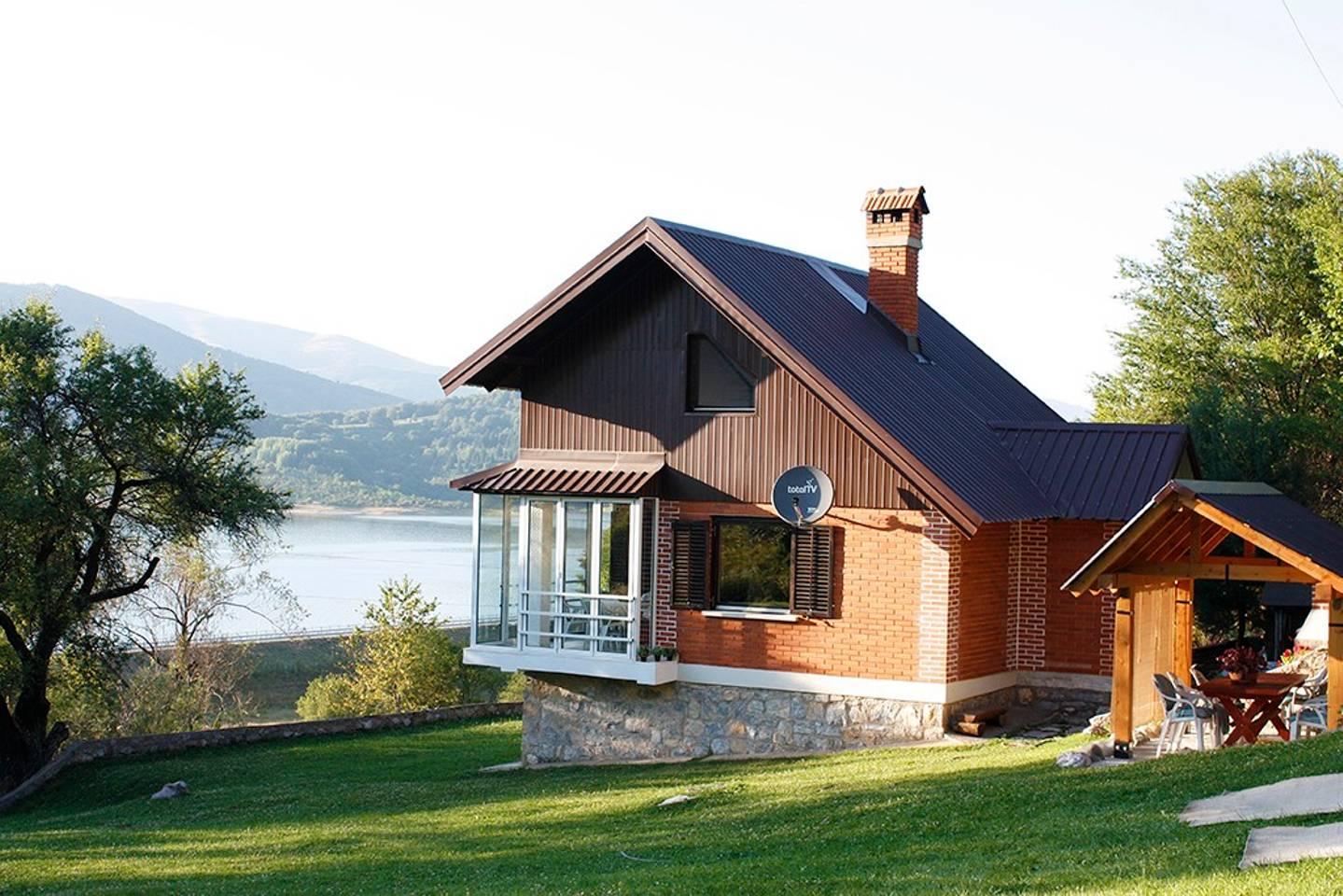 maison campagne macdoine