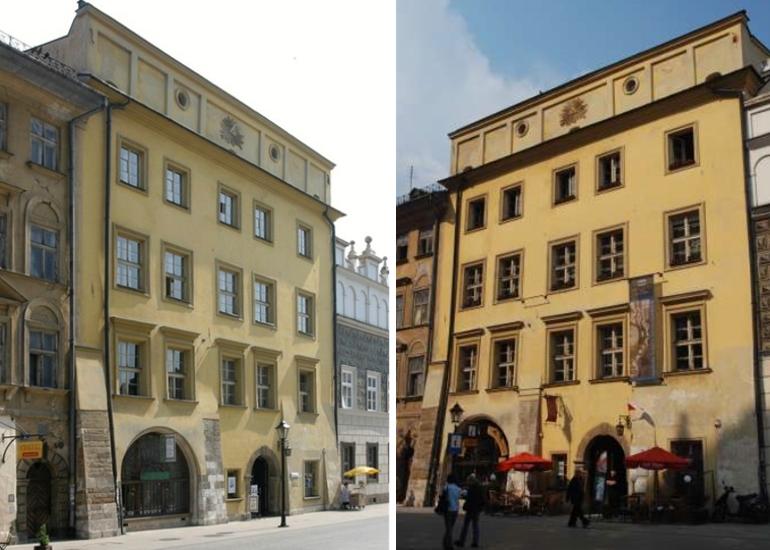 maison hipolit Cracovie