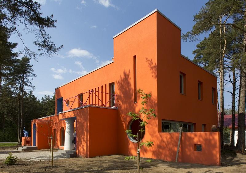 maison moderne estonie