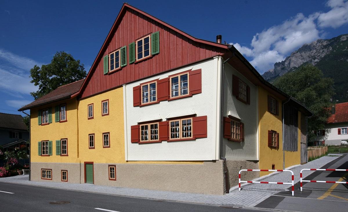 maison moyen age liechtenstein