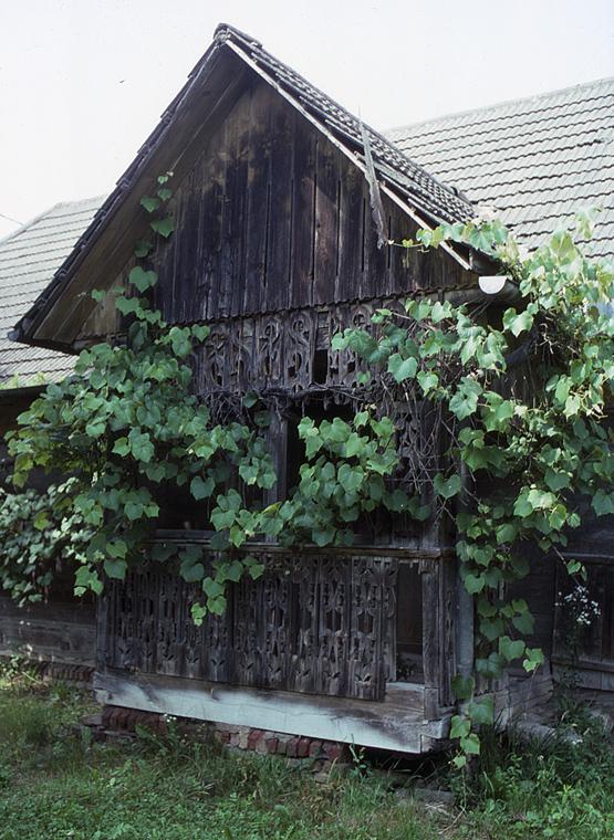 maison traditionnelle croatie