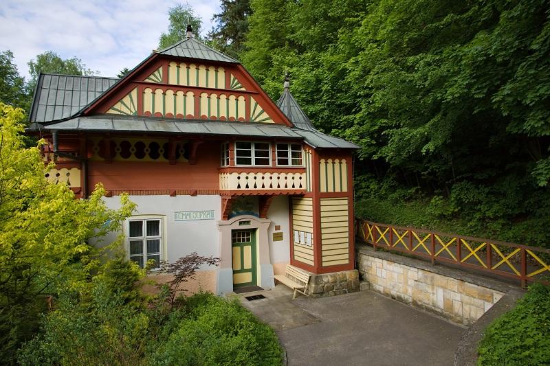maison Dusan Jurkovic Luhacovice
