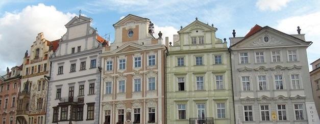 les maisons baroques en r publique tch que. Black Bedroom Furniture Sets. Home Design Ideas