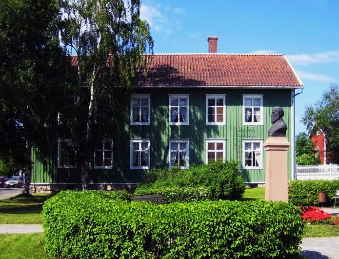 maison bois Raahe