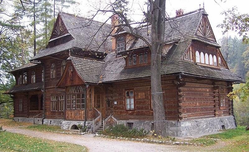 maisons bois Zakopane