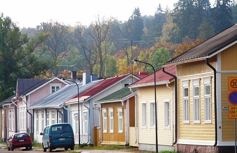 maisons bois loviisa