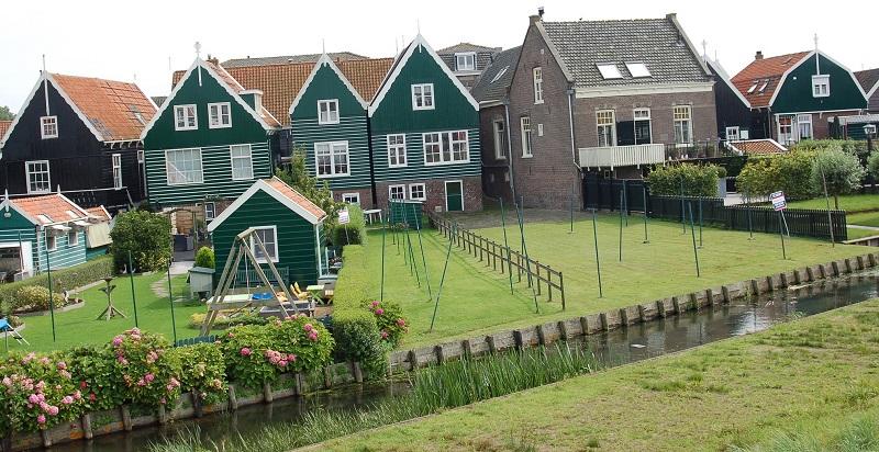 maisons bois marken