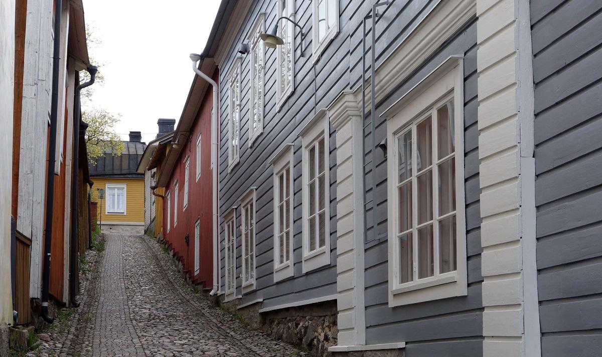 maisons bois porvoo