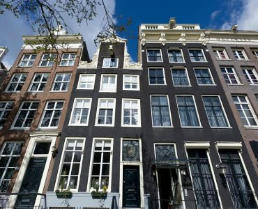 maisons canal amsterdam