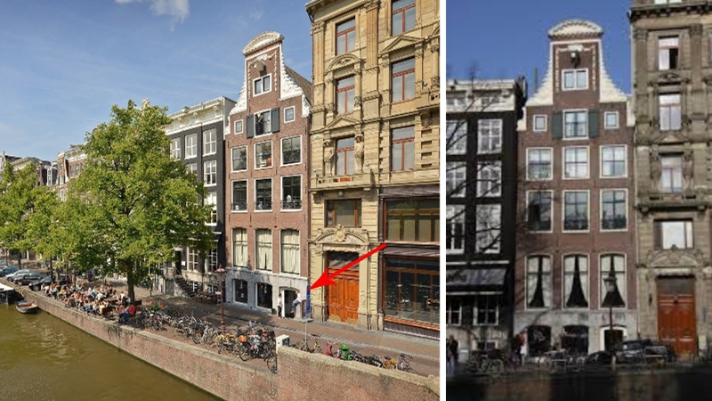 maison canal amsterdam