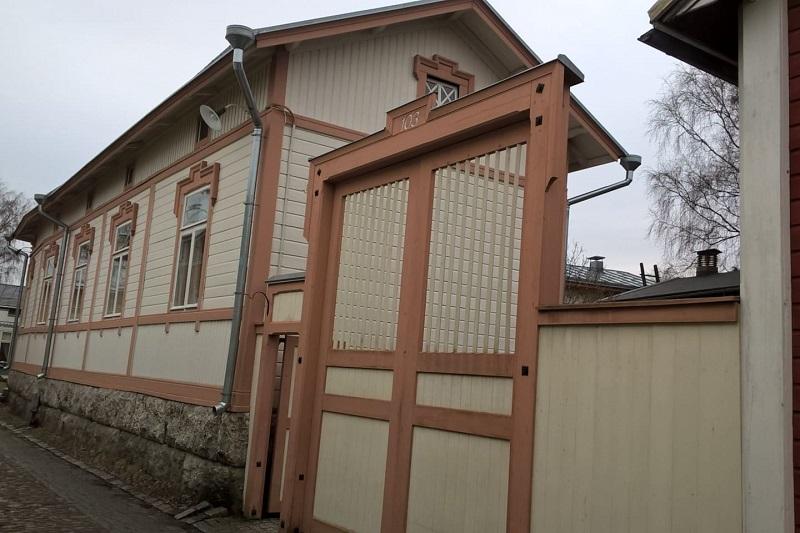 maison bois rauma