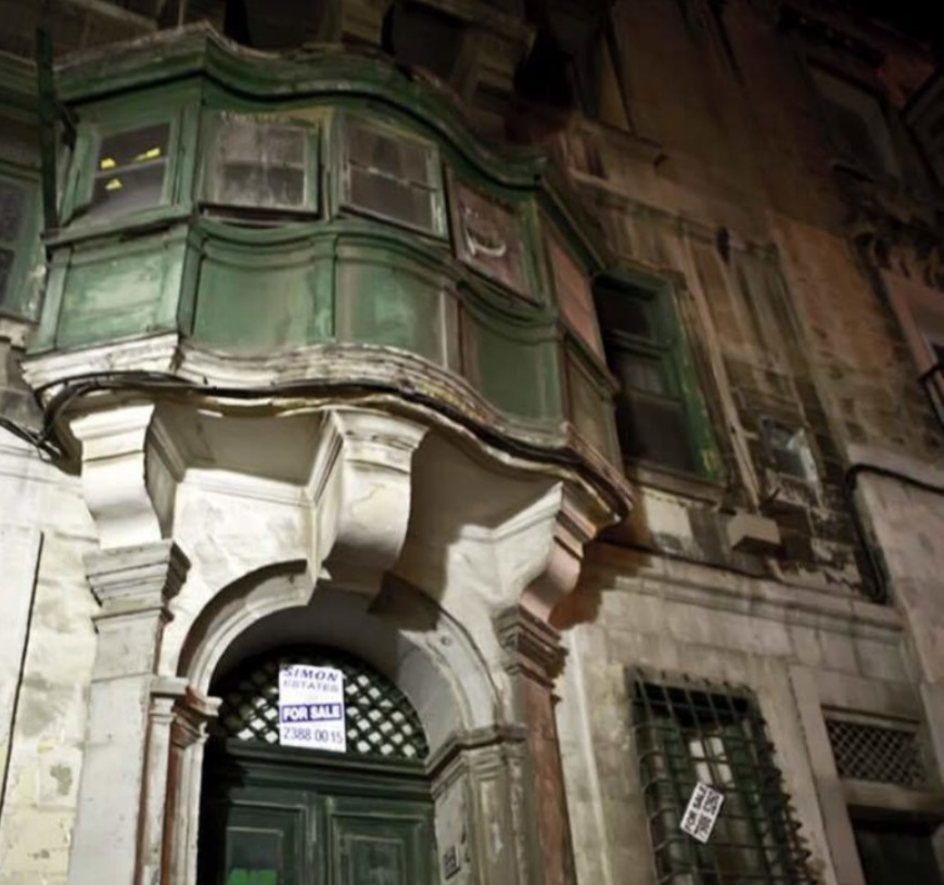 5 Maisons Hantees A Malte