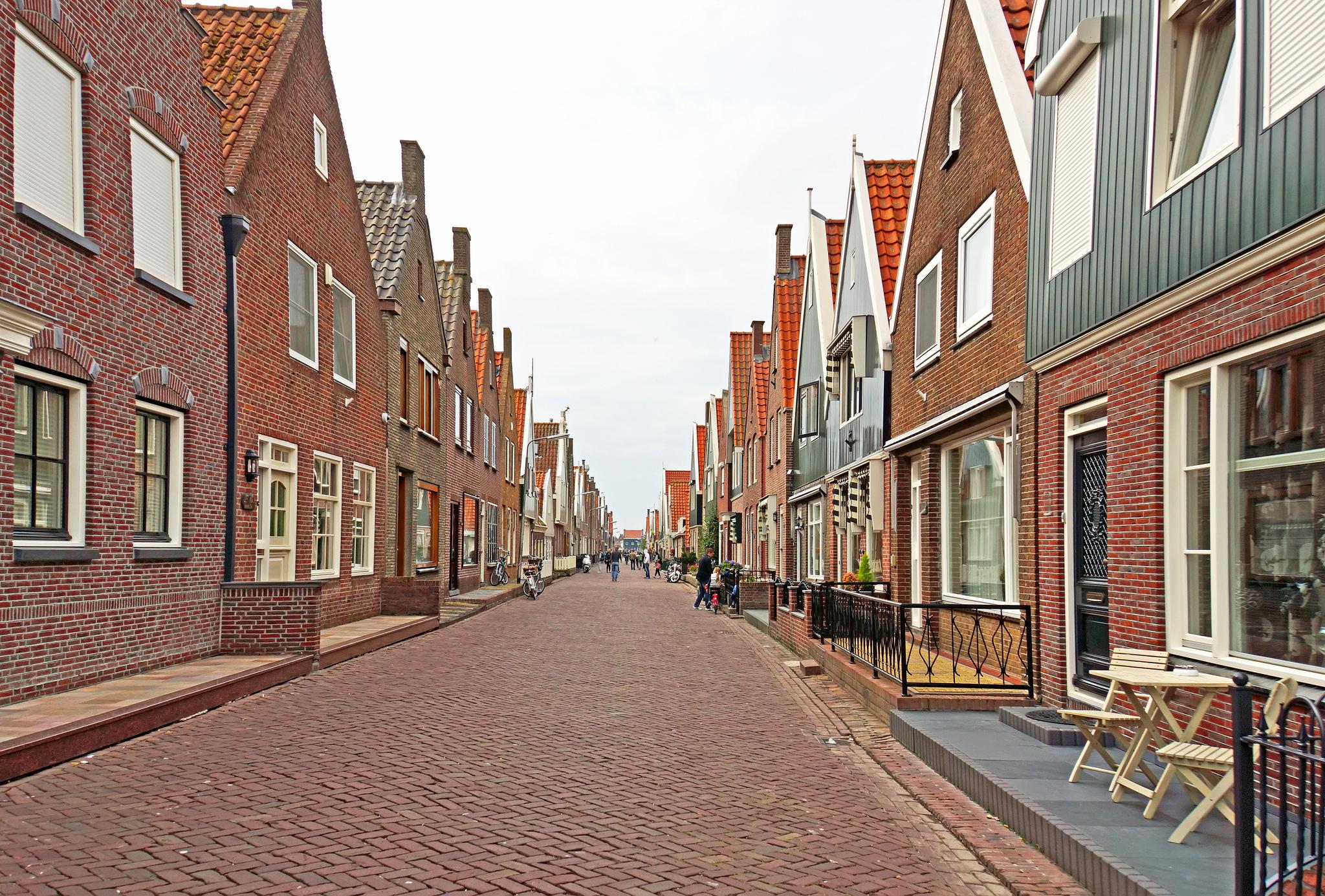 maisons néerlandaises volendam