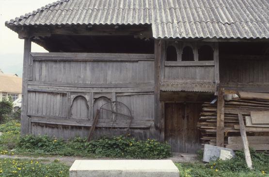 maisons traditionnelles de Gusinje