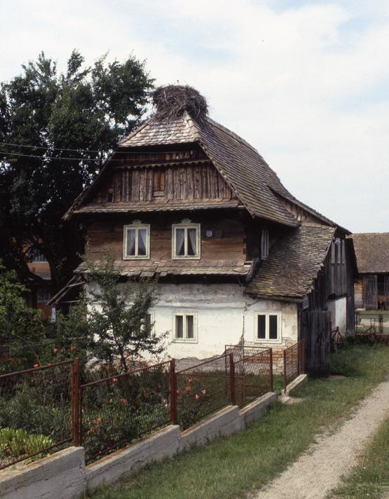 maison traditionnelle Lukavec