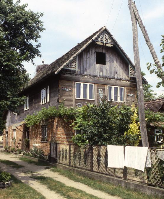 maisons traditionnelles Lukavec
