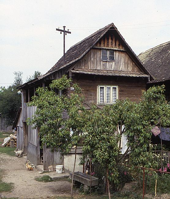 maisons de Lukavec