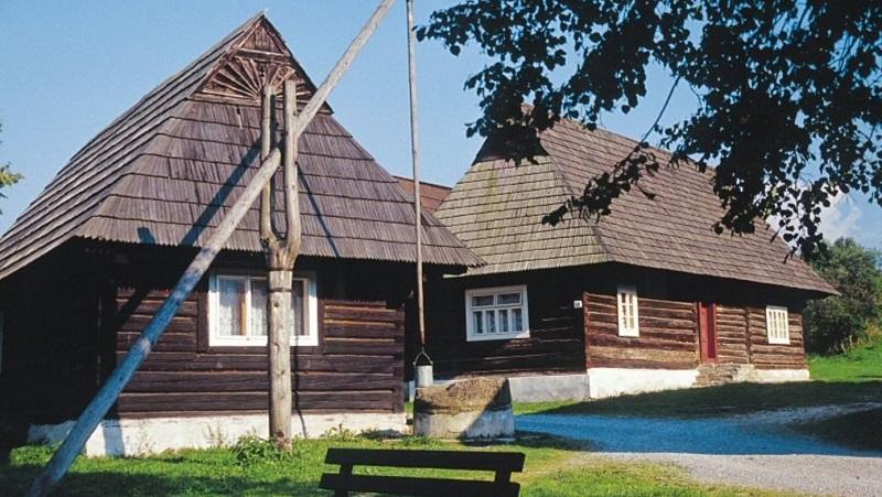 maisons traditionnelles Podbiel