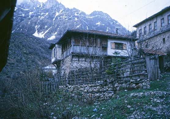 maisons traditionnelles miyak gari
