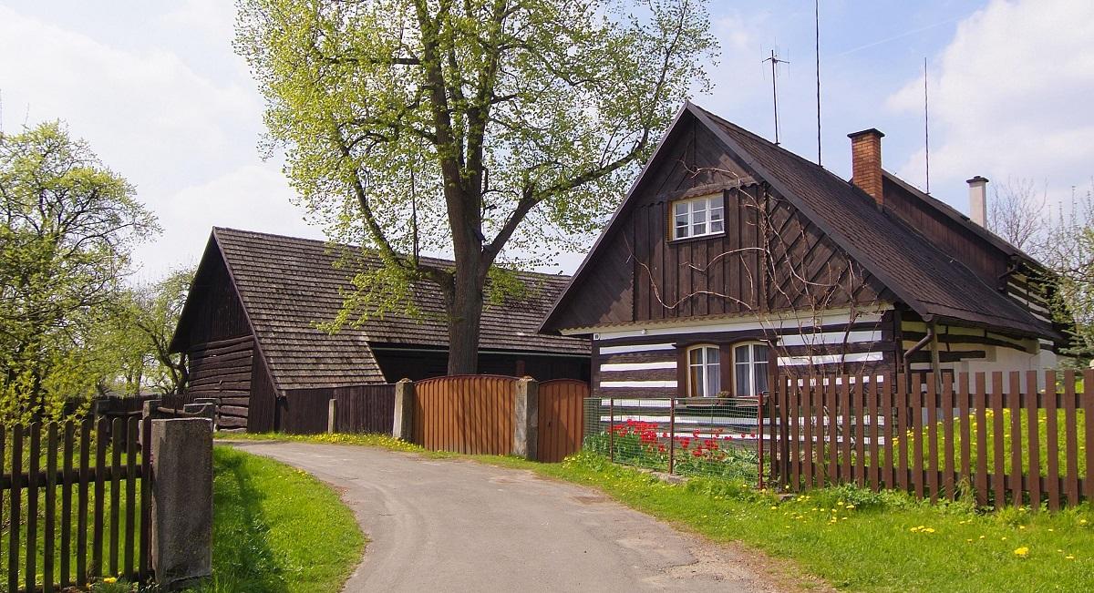 maisons typiques de jizera