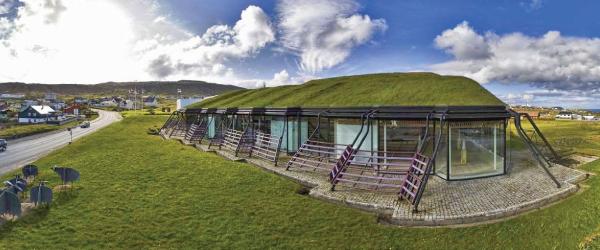 nordic house Tórshavn