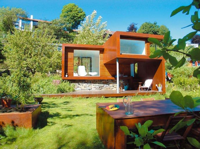 Belle Petite Maison Contemporaine En Norvege