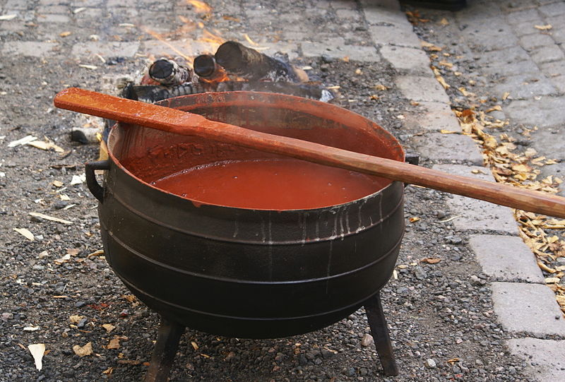 recette rouge de falun