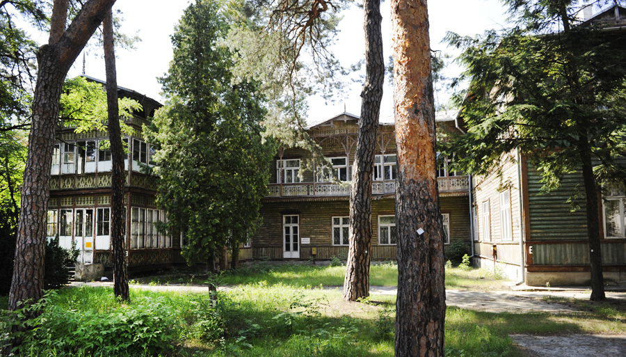 villa bois otwock