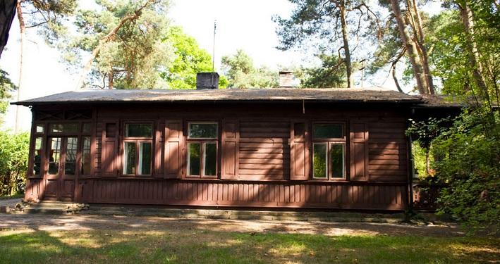 villas bois Otwock