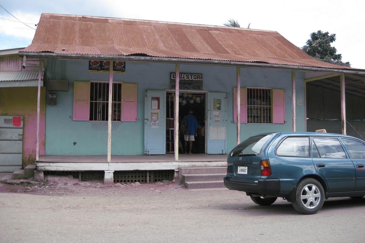 China Town à Honiara