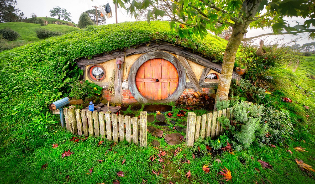 hobbiton village hobbit matamata en nouvelle z lande. Black Bedroom Furniture Sets. Home Design Ideas