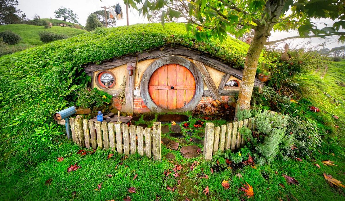 maison hobbit hobbiton