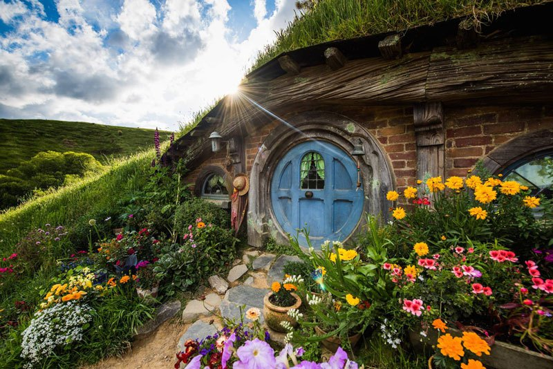 village Hobbiton