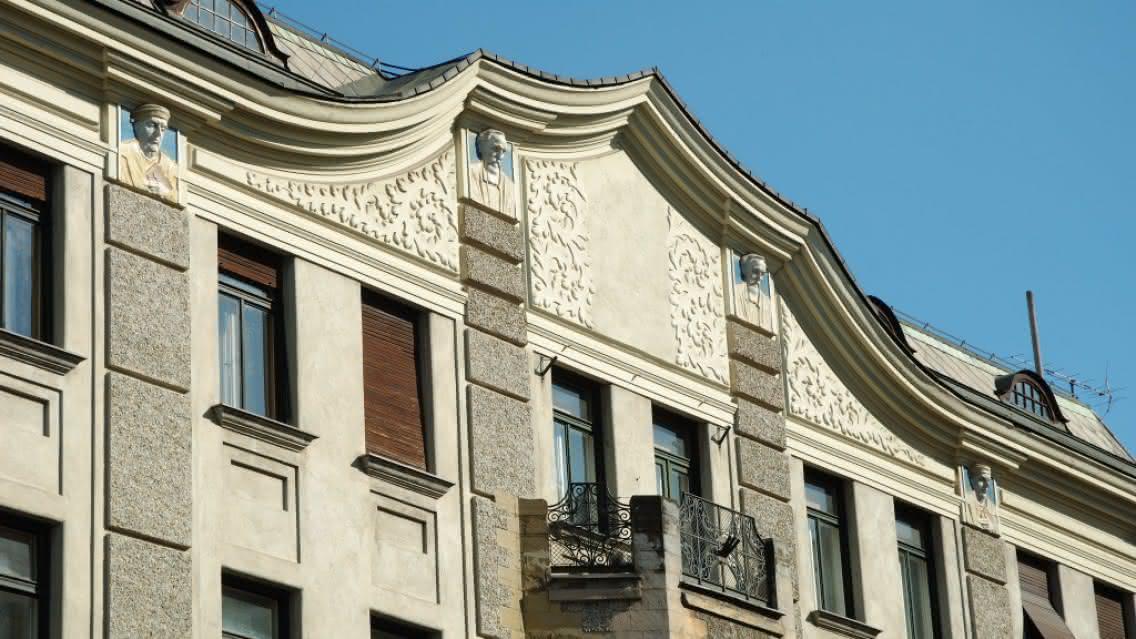 Ljubljana architecture
