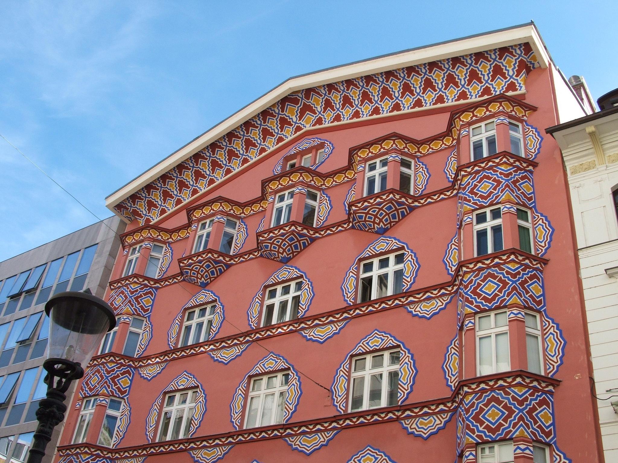 Ljubljana maison vurnik
