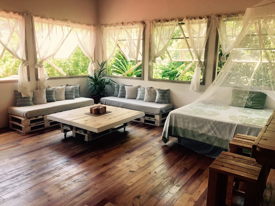 Magnifique loft à Tahiti