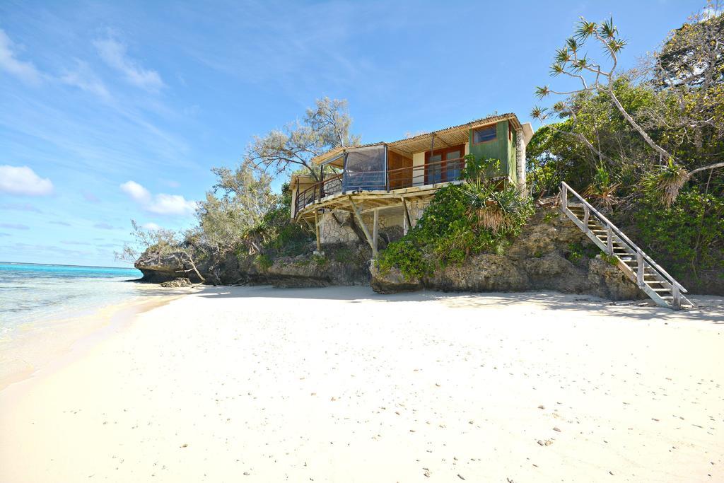 Magnifique maison de plage à Tonga