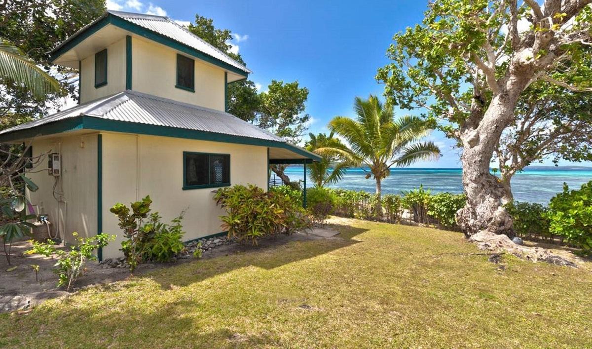 Maison de forme insolite à Tonga