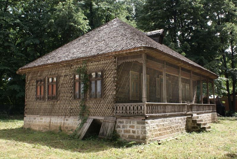maison roumaine de 1927