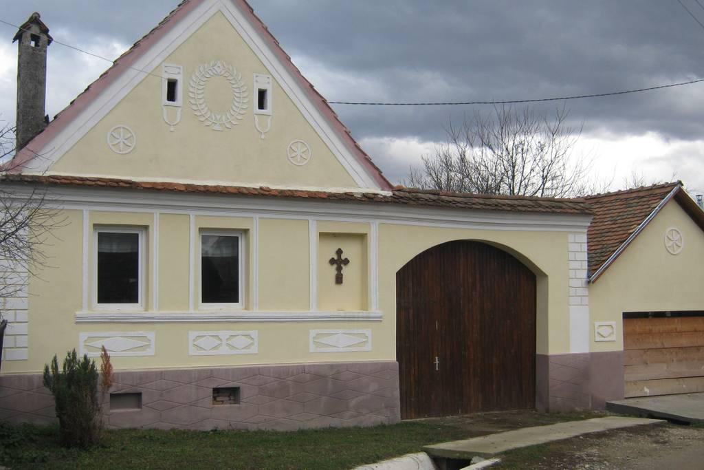 Maison traditionnelle de Transylvanie