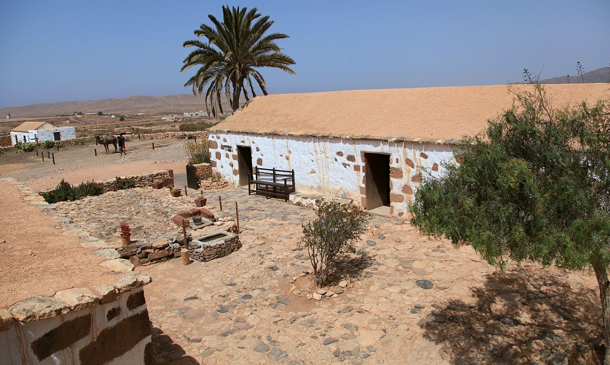Maison traditionnelle Fuerteventura